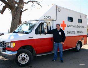 Beau American Red Cross Hurricane Katrina